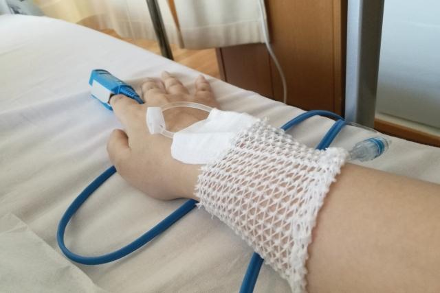 苦痛緩和の看護