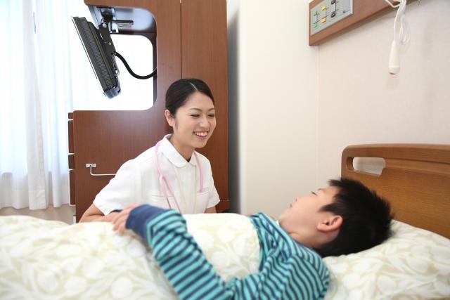 小児の訪問看護の特徴